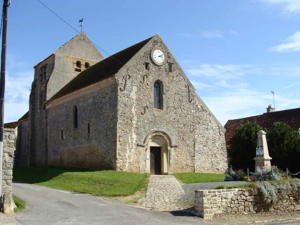 Église de Bézu-Saint-Germain